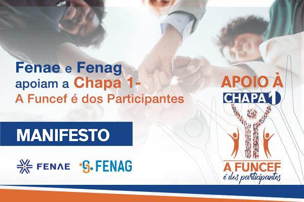 APCEF/SE apoia Chapa 1 nas eleições da Funcef