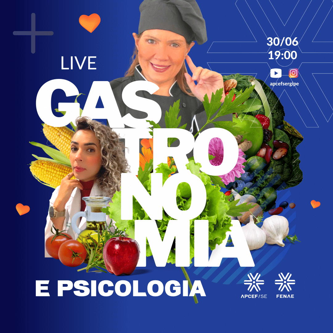 live gastronomia e psicologia